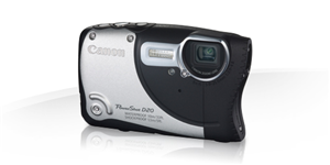 Canon Powershot D20 Waterproof Digital Camera