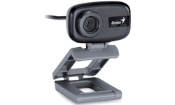 Genius Facecam 321 Webcam with Built in Microphone